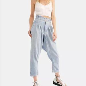 NWT Free people denim jeans